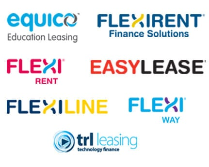 mobile legacy logos at flexicommercial NZ